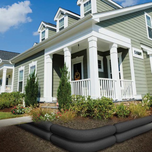 Residential drainage products aquarius supply for Residential french drain