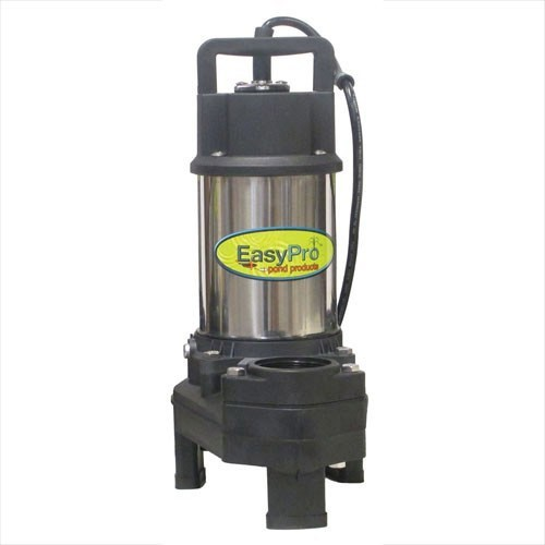 Garden ponds products aquarius supply for Pump water from pond to garden