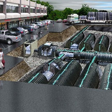 Stormwater Management Infiltration Products Aquarius